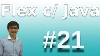aula 2141    Criando classe java para comunicao com Flex