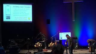 Sunday Service Nov 8th!