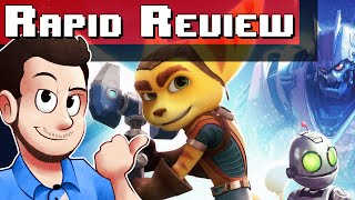 Ratchet & Clank (PS4) – Rapid Review