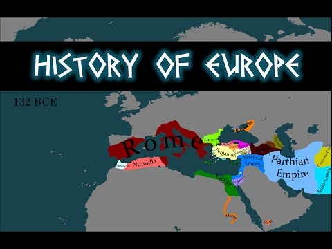 History of Europe #5 - The struggle of big countries!