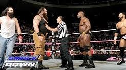 The Prime Time Players vs. Luke Harper & Braun Strowman: SmackDown – 15. Oktober 2015