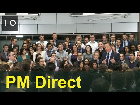 PM Direct: economic security with the EU