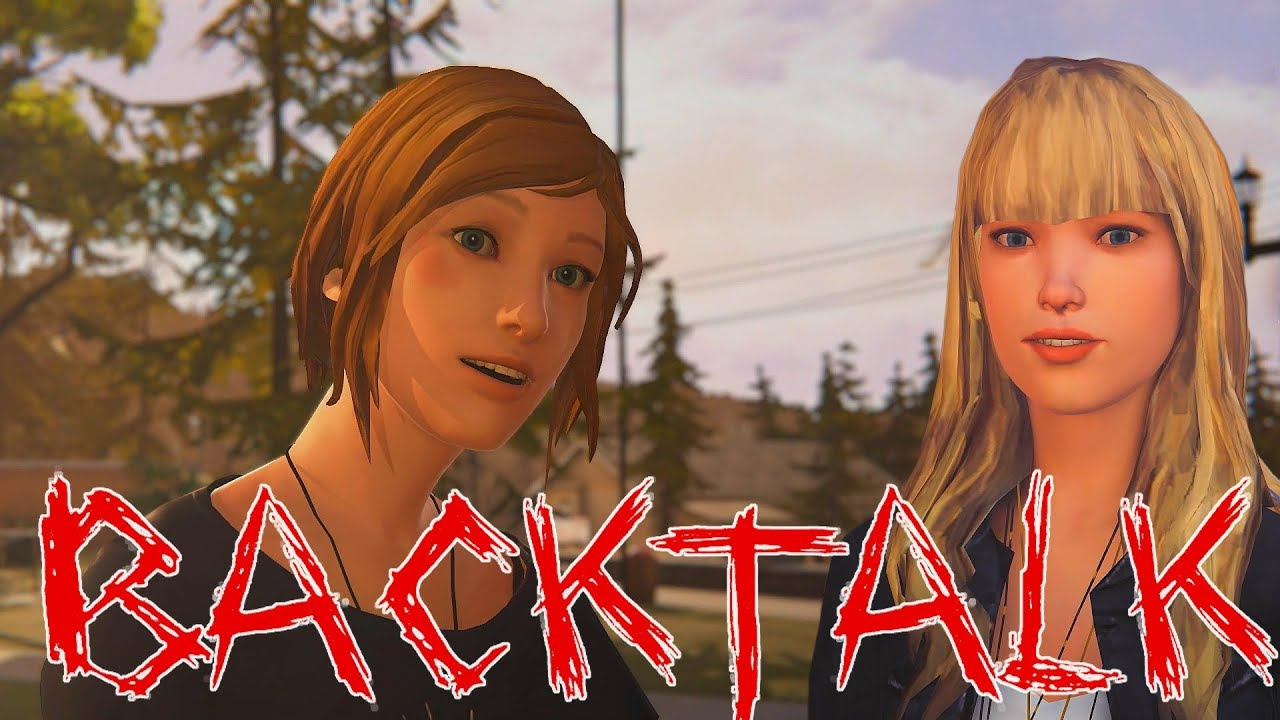 Deleted Scene with Taylor   Life is Strange: Before the Storm #1