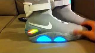 Shoe pickup: Nike Air Mag