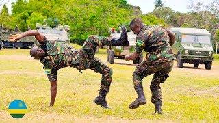 RWANDA Special FORCE Death Training:| RDF Unbelievable training: Special Army Battle