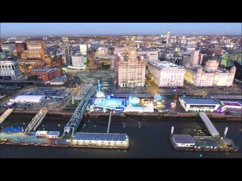 Liverpool waterfront HD