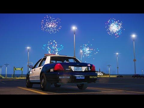 LSPDFR - Day 801 - July 4th Celebration