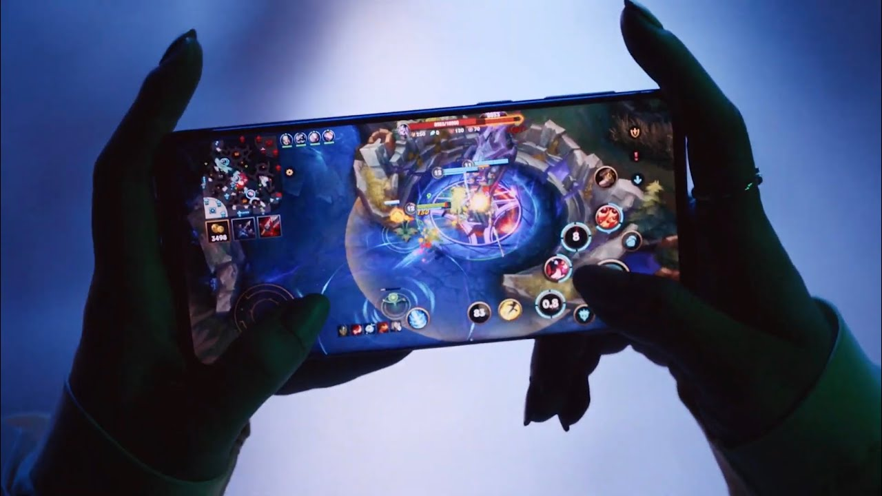 League of Legends Mobile / PS4 / XBOX ...