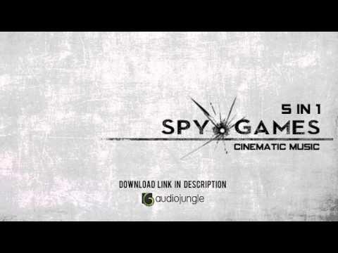 "Royalty Free Music Denis Torman ""Spy Games"""