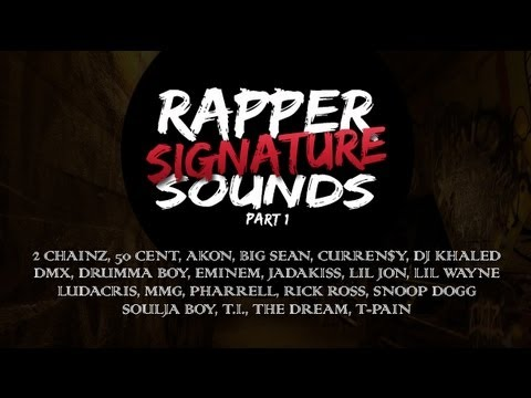 Hiphop Signature Sounds (Part 1)