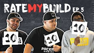 OUR FIRST PERFECT RATING! - RATE MY BUILD 2K19 EP 05