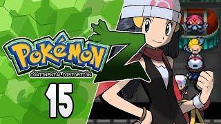 connectYoutube - Pokemon Z Continental Distortion Part 15 GOOD OR EVIL?! Pokemon Fan Game Gameplay Walkthrough