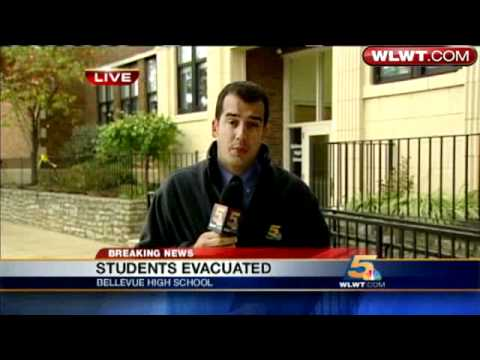 Students Evacuated From Bellevue High School