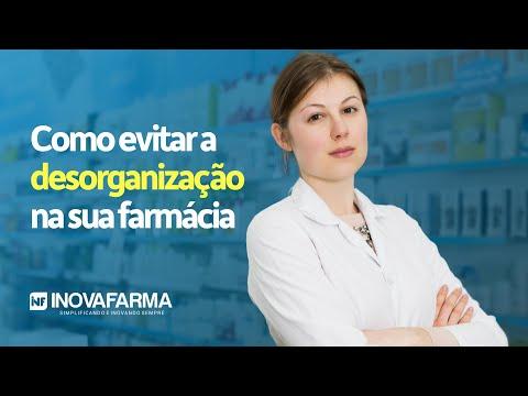 Imagem vídeo Desorganização na Farmácia