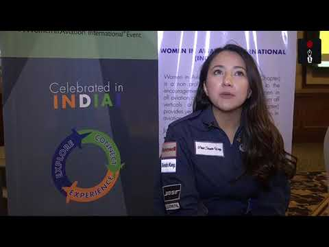 She Dared to Dream says, Shaesta Waiz, first female certified civilian pilot from Afghanistan
