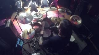 Hatesphere - Murderous Intent (Drum cam)