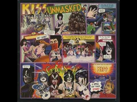 KISS  Is That You  Unmasked Album 1980