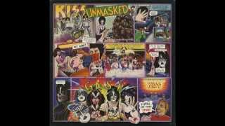KISS - Is That You - Unmasked Album 1980