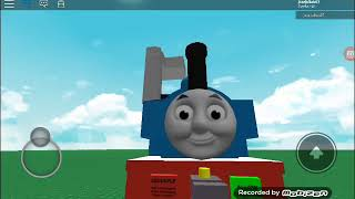 Roblox Thomas and his friends in pursuit