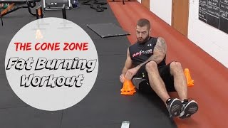 The Cone Zone Fat Burning Bodyweight Workout