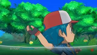hành trình pokemon tập 1: lần đầu làm hlv pokemon