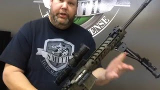 PT Series AR15 Overview