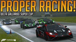 Forza 7:  League Racing is Back!! - DOR Gallardo Cup Round #2 - Sebring