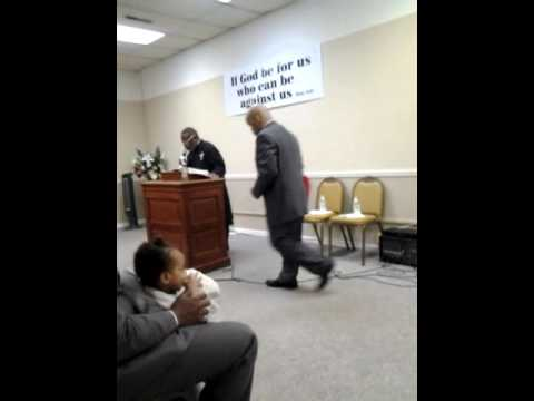 """Bishop Will Stewart Jr. message """"Standing On The Promises"""""""