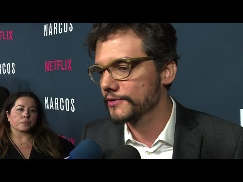 Red carpet in Los Angeles as Netflix presents 'Narcos' season 2