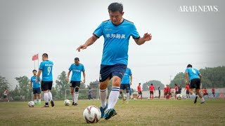 China's 'Maradona' the 'Soccer Nut' still going strong at 63