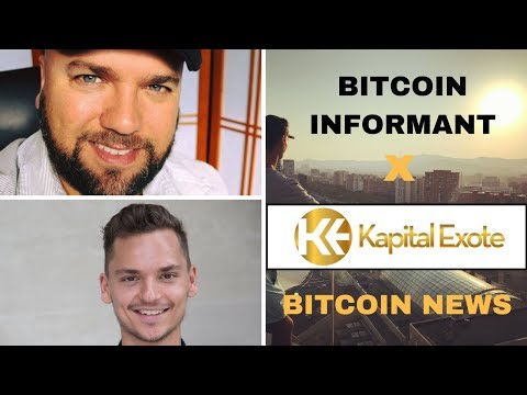 BITCOIN INFORMANT X KAPITALEXOTE - BITCOIN TALK & INTERVIEW