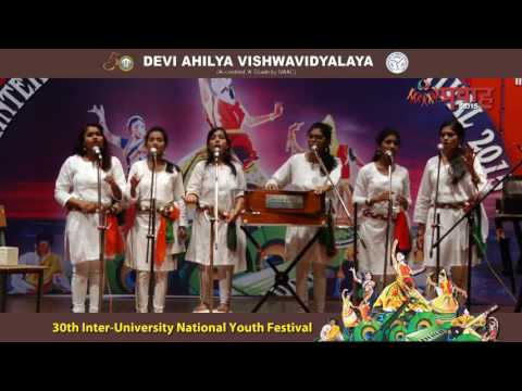 Youth Festival - Indian Group Song (Composer - Raviraaj Koltharkar_9881220519)