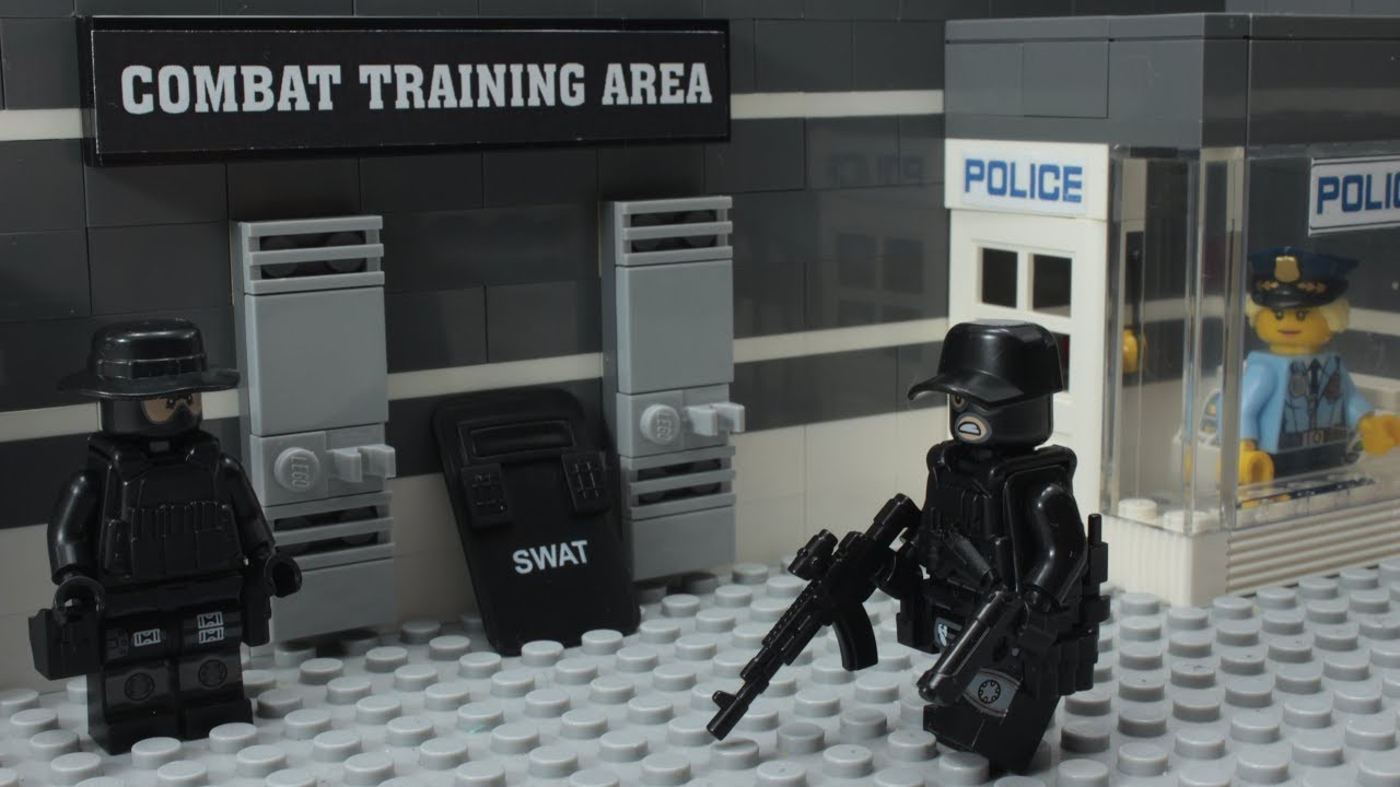 Download Lego SWAT Bank Robbery Episode 4 Stop Motion Animation