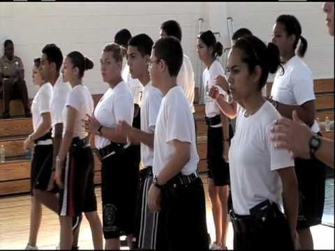 Miami Dade Police Explorers