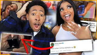 De'arra And Ken Are Officially Together again!!!? dk4l (Receipts)