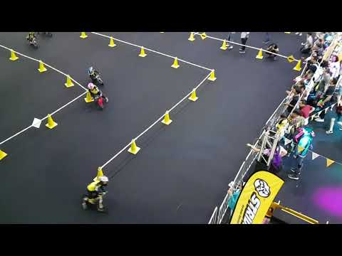 Open Class Semi Final B - Strider Cup Thailand 2018