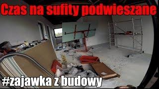 #zajawka z budowy - zabieram sie za sufity. Hilti sd5000-a22, gx120, vc 60-u #domza150tysiecy.pl