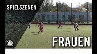 Lichtenberg 47 - Türkiyemspor (6. Spieltag, Frauen Berlin-Liga)