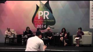 Indonesia PR Program & People of the Year 2014: Diskusi Panel