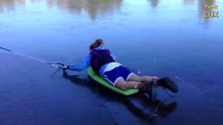 Video PEOPLE FALLING THROUGH ICE COMPILATION (2016-2017) download MP3, 3GP, MP4, WEBM, AVI, FLV Agustus 2017