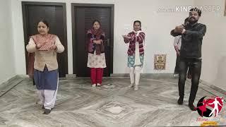 Pyari Bahurani Mere Ghar | Bahu Ka Swagat Welcome | Mummy Mom Stone Heart Dance Academy 9785291022