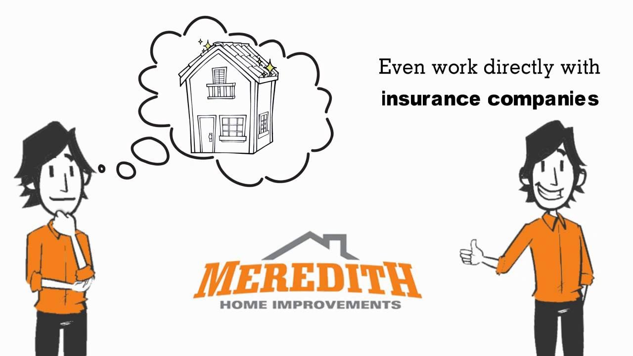 Pittsburgh Roofing Contractor   Meredith Home Improvements