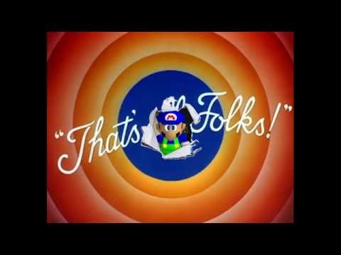That's All Folks! (pm58790's SM64 Bloopers variant)