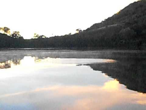 Sunrise at Lake Apo Valencia City, Bukidnon