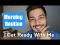 Get Ready With Me Men's Edition | Morning Routine | Steven Bansil