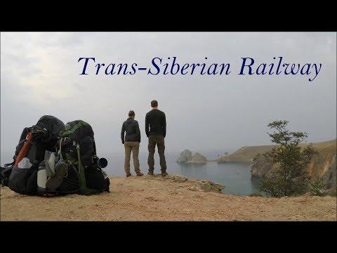 Trans-Siberian Railway: Russia, Mongolia, China