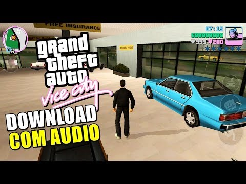 GTA VICE CITY LITE Apenas 190MB - v1 07 & 1 09 - Download
