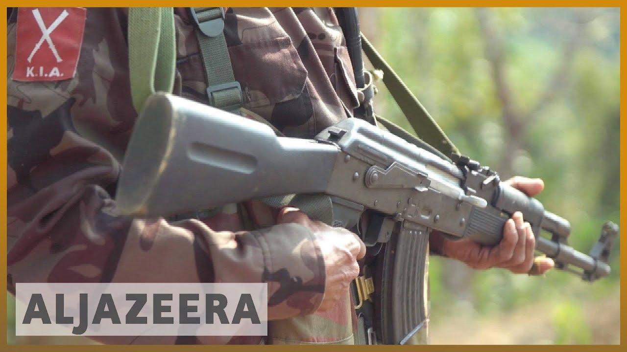 🇲🇲 'I feel helpless': Abuses plague Myanmar's Kachin conflict | Al Jazeera English