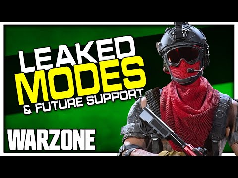 13 New Warzone Game Modes Leaked!