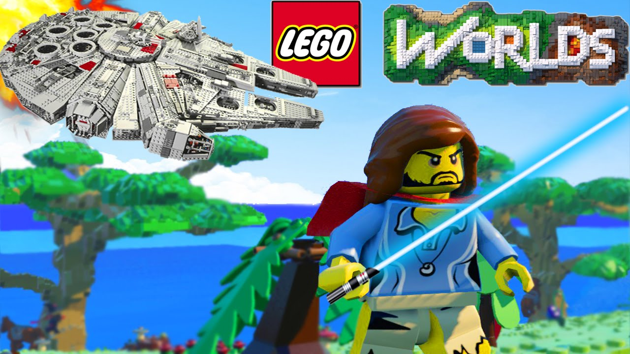 Lego worlds star wars spaceship lego star wars lego worlds lego star wars lego worlds spaceship lego worlds youtube gumiabroncs Gallery